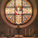Kirche, Altarfenster