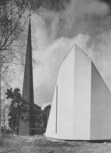 Kirche Ehlershausen, Außenansicht