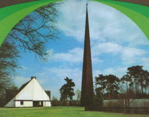 Kirche, Außenansicht, Prospektfoto