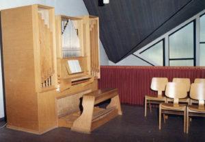 Orgel, vor 1995