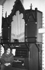 Orgel, vor 1980