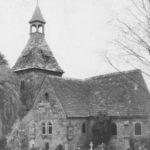 Kirche, Ansicht von Südosten, Foto: P. Greve, Jöllenbeck (?)