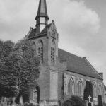 Kirche, Außenansicht, 1951