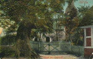 Kirche, Ansicht von Norden, 1928