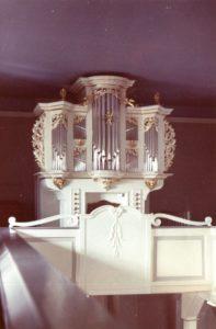 Orgel, nach 1963