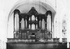 Neue Kirche, Orgel