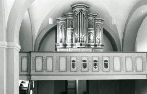 Orgel, nach 1965 (?)