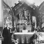 Altaraufsatz, 1950
