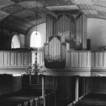 Kirche, Blick zur Orgel, nach 1962