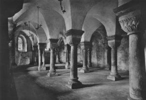 Kirche, Krypta