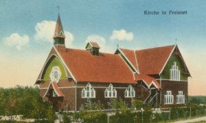 Alte Kirche, Außenansicht, 1929