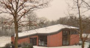 Gemeindehaus, Außenansicht, 1978
