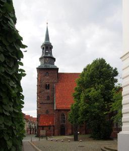 Verden, Johanniskirche